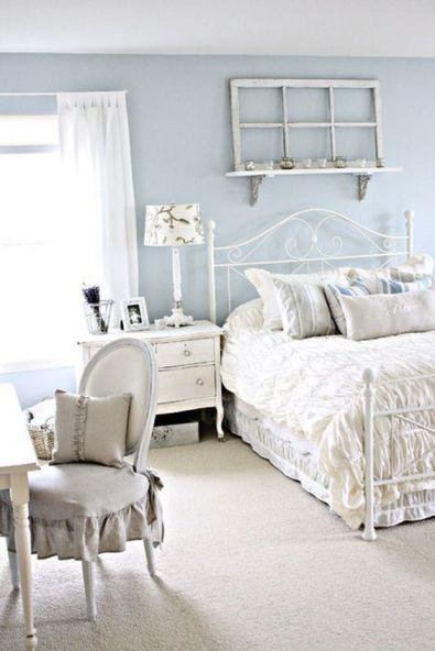 decoracao de interiores estilo romântico:Apesar de usar de elementos vintage, o estilo shabby chic não se